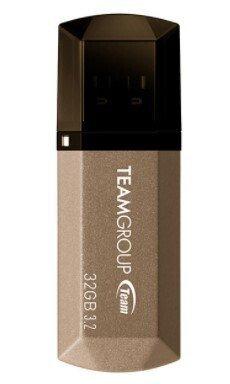 Накопичувач USB 3.0 Team 32GB C155 Golden (TC155332GD01) фото