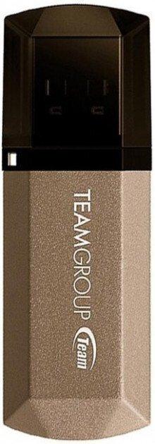 Накопичувач USB 3.0 Team 64GB C155 Golden (TC155364GD01) фото