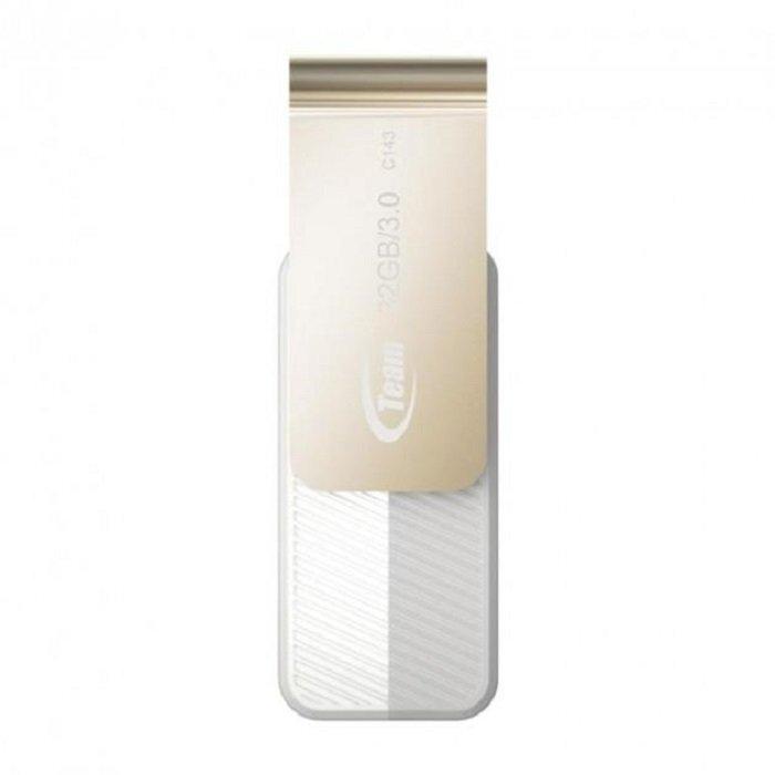 Накопичувач USB 3.2 Team 32GB C143 White (TC143332GW01) фото
