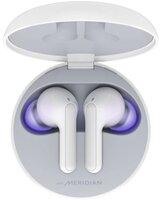Навушники Bluetooth LG TONE Free FN6 True Wireless White