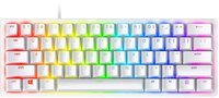 Игровая клавиатура Razer Huntsman Mini Mercury Edition Purple Switch (RZ03-03390300-R3M1)