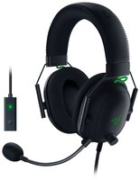 Игровая гарнитура Razer BlackShark V2 - Wired + USB Mic Enhancer (RZ04-03230100-R3M1)