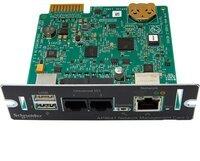 <p>Мережева карта APC Network Management Card with PowerChute Network Shutdown & Environmental Monitoring (AP9641)</p>