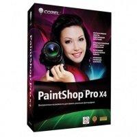 ПО Corel PaintShop Pro X4 Russian Windows (скретч-карта) (PSPX4RUMB1)
