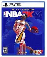 Игра NBA 2K21 (PS5, Английский язык)