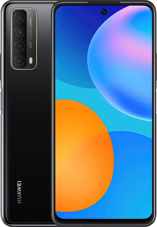 Смартфон Huawei P Smart 2021 Midnight Black (51096ABV/51096ADT) фото