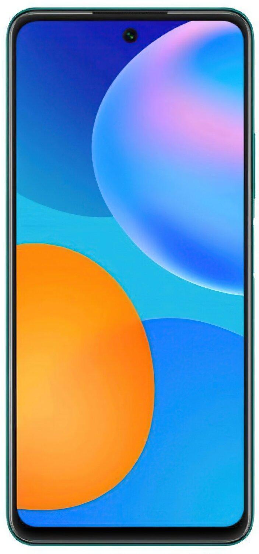 Смартфон Huawei P Smart 2021 Crush Green (51096ABX/51096ADV) фото 1