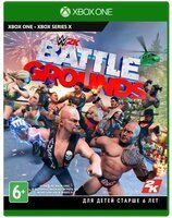 Игра WWE Battlegrounds (Xbox One, Английский язык)