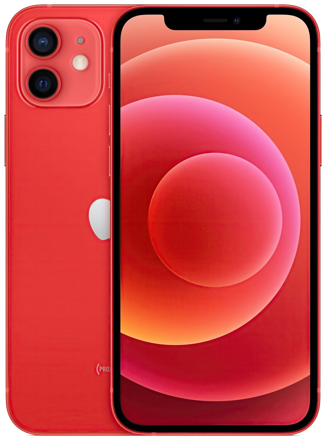 Смартфон Apple iPhone 12 64GB (PRODUCT) RED (MGJ73) фото 1