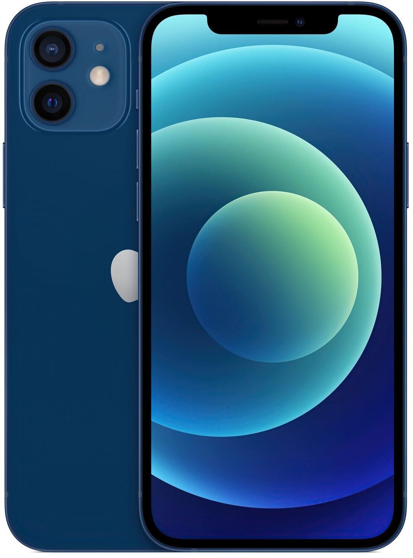 Смартфон Apple iPhone 12 64GB Blue (MGJ83) фото 1