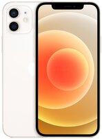 Смартфон Apple iPhone 12 256GB White (MGJH3)