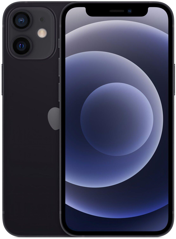Смартфон Apple iPhone 12 mini 128GB Black (MGE33) фото 1