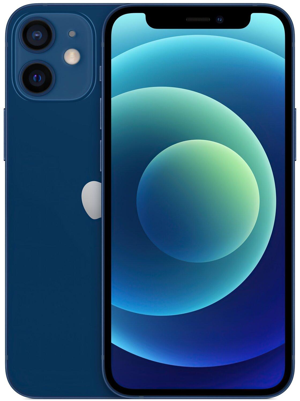 Смартфон Apple iPhone 12 mini 128GB Blue (MGE63) фото