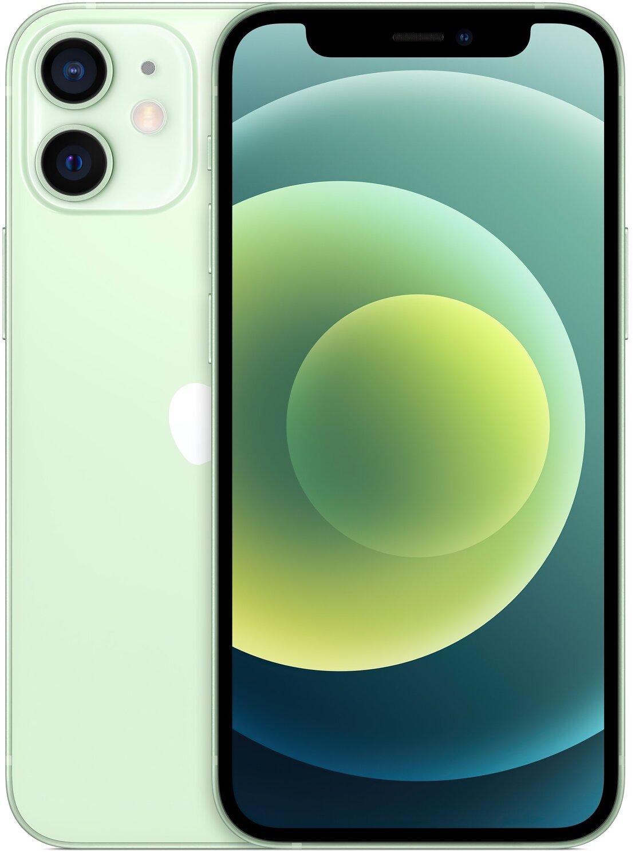 Смартфон Apple iPhone 12 mini 128GB Green (MGE73) фото 1