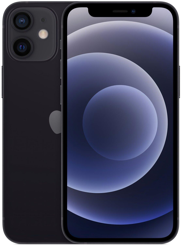 Смартфон Apple iPhone 12 mini 256GB Black (MGE93) фото 1