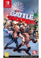 Игра WWE 2K BATTLEGROUNDS (Nintendo Switch, Английский язык)