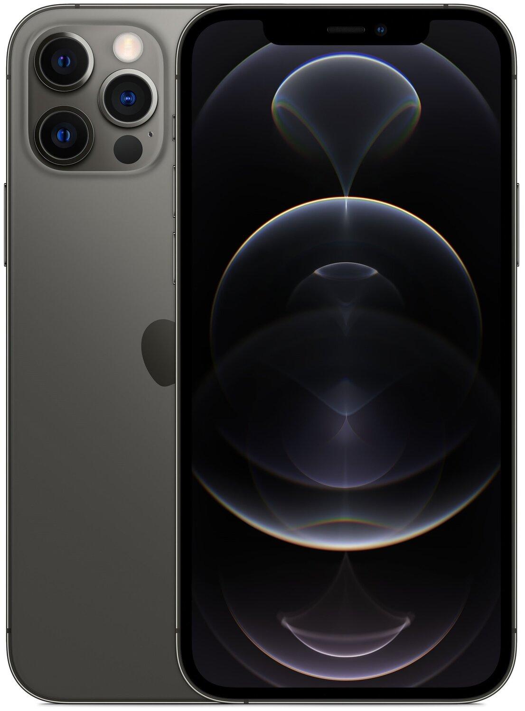 Смартфон Apple iPhone 12 Pro 256GB Graphite (MGMP3) фото 1