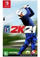 Игра PGA 2K21 (Nintendo Switch, Английский язык)