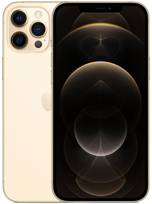 Смартфон Apple iPhone 12 Pro Max 128GB Gold (MGD93) фото 1