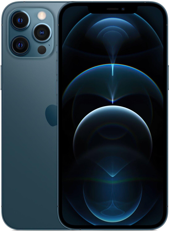 Смартфон Apple iPhone 12 Pro Max 128GB Pacific Blue (MGDA3) фото