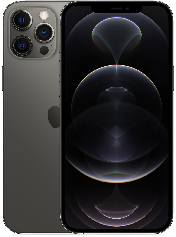 Смартфон Apple iPhone 12 Pro Max 256GB Graphite (MGDC3) фото 1