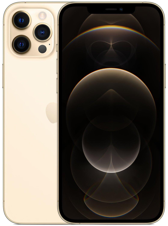 Смартфон Apple iPhone 12 Pro Max 256GB Gold (MGDE3) фото 1