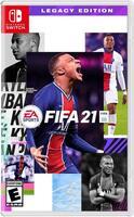 Игра FIFA 21 (Nintendo Switch, Русская версия)