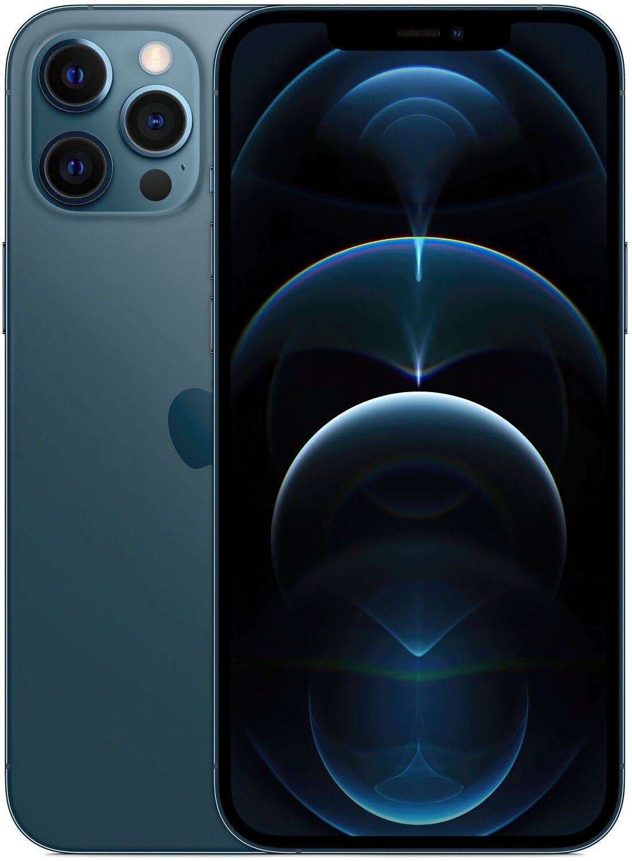 Смартфон Apple iPhone 12 Pro Max 512GB Pacific Blue (MGDL3) фото 1