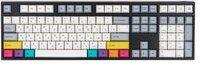 Игровая клавиатура Varmilo VA108M CMYK Cherry MX Blue (VA108MC2W/LLK12RB)
