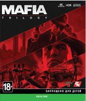 Игра Mafia Trilogy (Xbox One, Английский язык)