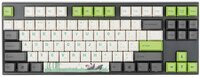 Игровая клавиатура Varmilo VA87M Panda Cherry MX Speed Silver (VA87MS2W/LLPANDR)