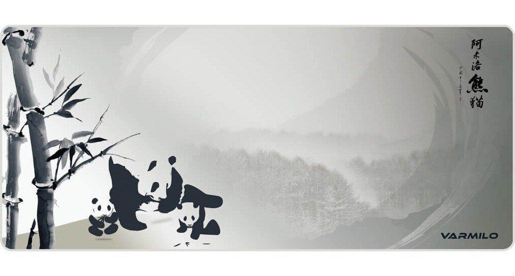 Ігрова поверхня Varmilo Panda Desk Mat XL (ZDB004-01) фото