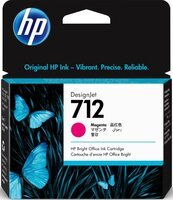 Картридж HP No.712 DesignJet Т230/Т630 Magenta 29ml (3ED68A)