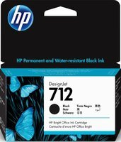 Картридж HP No.712 DesignJet Т230/Т630 Black 38ml (3ED70A)