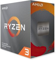 Процесор AMD Ryzen 3 3100 4/8 3.6GHz 18Mb AM4 65W Box (100-100000284BOX)