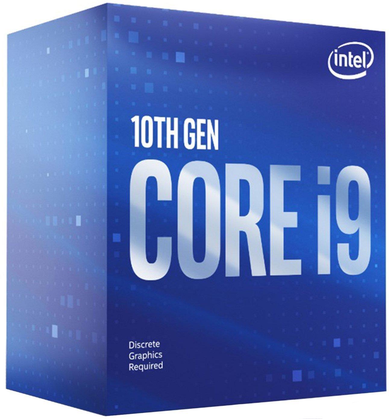 Процесор Intel Core i9-10900 10/20 2.8GHz 20M LGA1200 65W box (BX8070110900) фото1