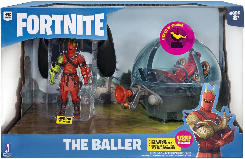 Колекційна фігурка Jazwares Fortnite Vehicle RC Baller (FNT0381) фото