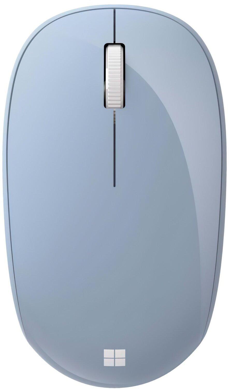 Миша Microsoft Bluetooth Pastel Blue (RJN-00022) фото1