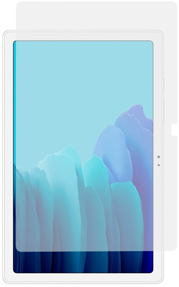 Скло 2E для Galaxy Tab A7 (SM-T500/T505) 2.5D Clearфото