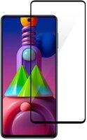 Стекло 2E для Galaxy M51 (M515F) 2.5D FCFG Black Border