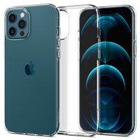 Чехол Spigen для iPhone 12/12 Pro Crystal Flex Crystal Clear (ACS01517)