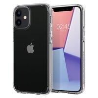 Чехол Spigen для iPhone 12/12 Pro Crystal Hybrid Crystal Clear (ACS01520)
