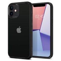 Чехол Spigen для iPhone 12/12 Pro Crystal Hybrid Matte Black (ACS01521)