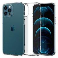 Чехол Spigen для iPhone 12/12 Pro Liquid Crystal Crystal Clear (ACS01697)