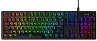 Игровая клавиатура HyperX Alloy Origins USB Blue (HX-KB6BLX-RU)