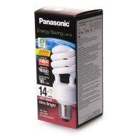 Энергосберегающая лампа PANASONIC 14W (75W) 2700K E27