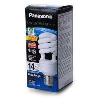 Энергосберегающая лампа PANASONIC 14W (75W) 6500K E27