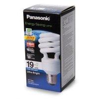 Энергосберегающая лампа PANASONIC 19W (100W) 6500K E27