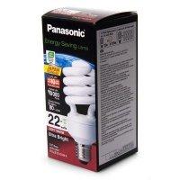 Енергозберігаюча лампа PANASONIC 22W (125W) 2700K E27