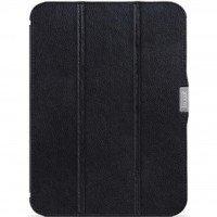 """Чехол к планшету i-Carer для Galaxy Tab 3 GT-P5200 10.1"""" кожаний Black"""